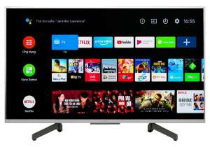 Android Tivi Sony 4K 49 inch KD-49X8500G (2019)